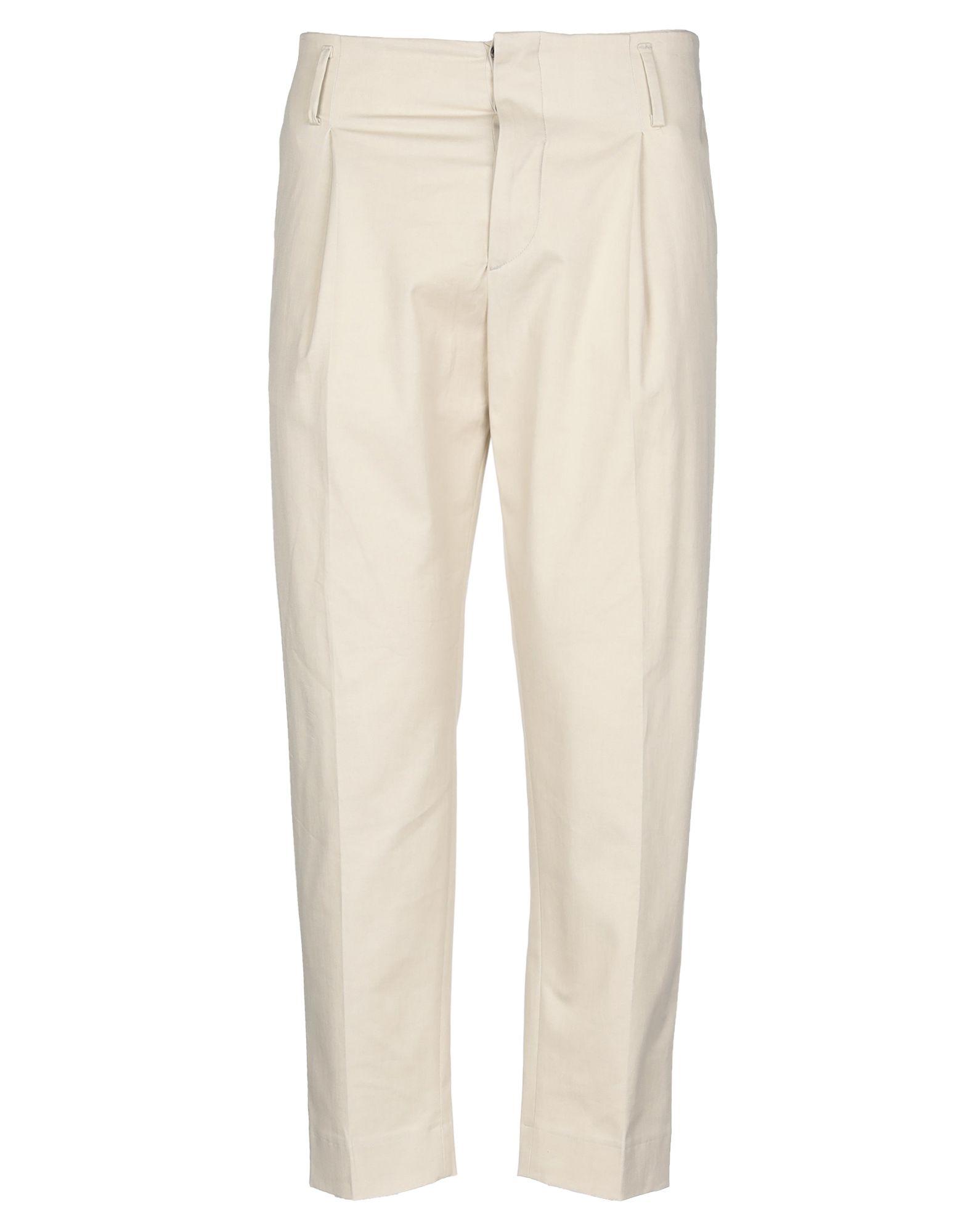 《セール開催中》BE ABLE メンズ パンツ ベージュ 31 コットン 97% / ポリウレタン 3%