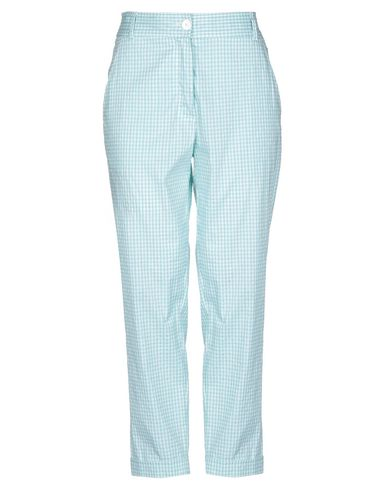 Фото - Повседневные брюки от MOMONÍ светло-зеленого цвета