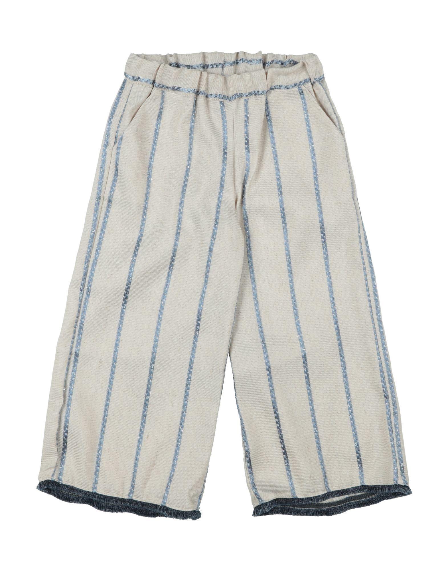 Khamsin Kids' Casual Pants In Neutrals