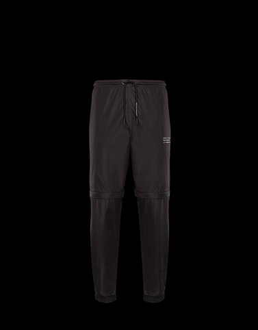 ATHLETIC TROUSERS Black Trousers