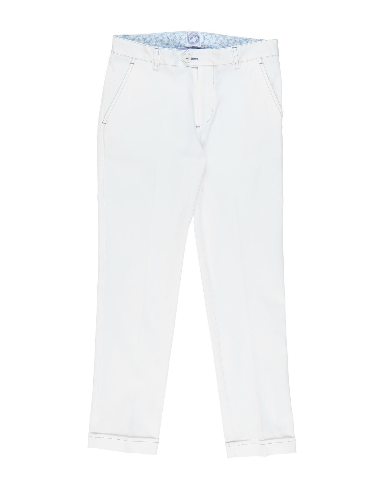 JOHN TWIG Повседневные брюки
