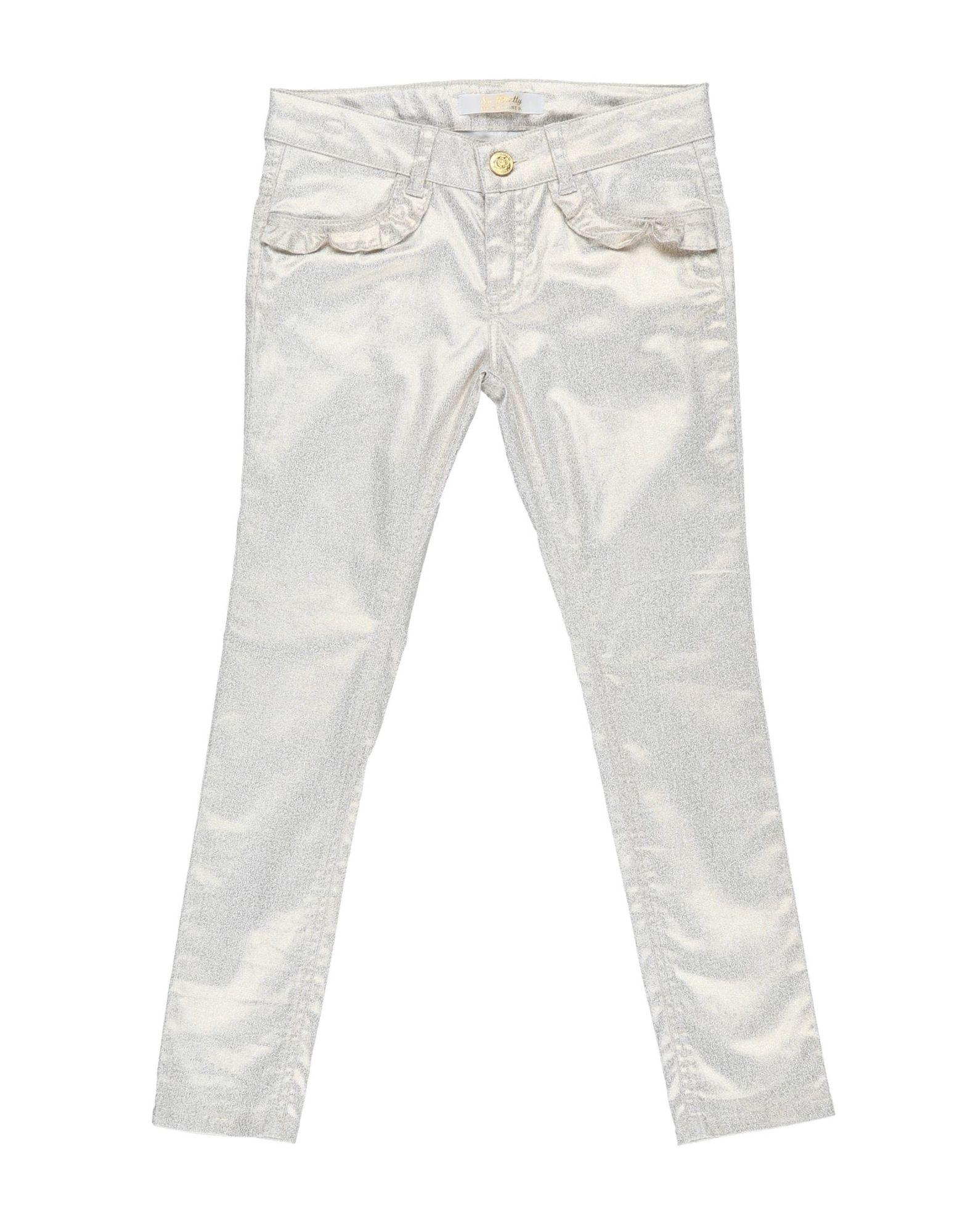 So Pretty By Pauline B. Kids' Casual Pants In Gray