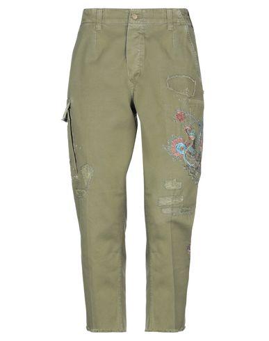 Купить Повседневные брюки от DON THE FULLER цвет зеленый-милитари