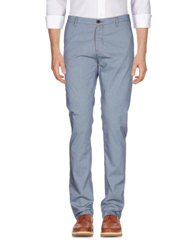 Фото 2 - Повседневные брюки от INDIVIDUAL синего цвета