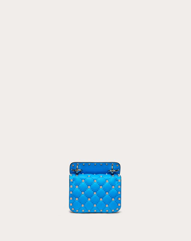 Borsa Micro Rockstud Spike In Vitello Fluo