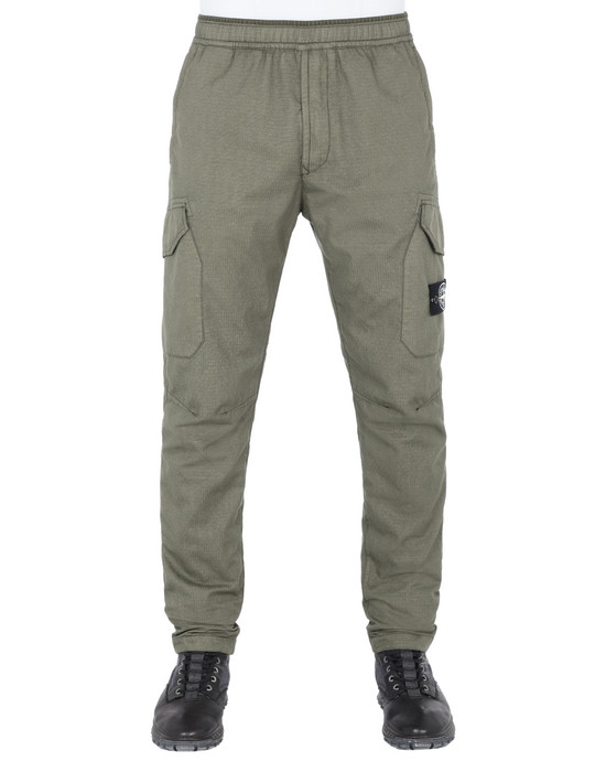 13395658uq - TROUSERS - 5 POCKETS STONE ISLAND