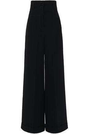 RACIL Marlene crepe wide-leg pants