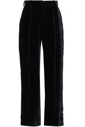 RACIL Charlie velvet wide-leg pants