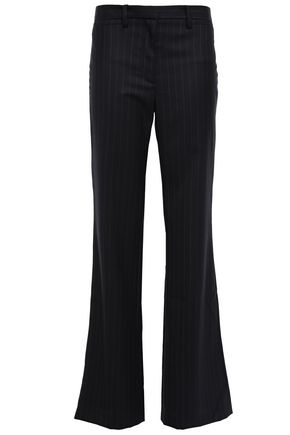 NILI LOTAN Margaux wool-twill flared pants