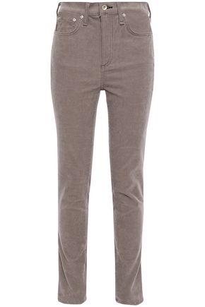 RAG & BONE Cotton-blend corduroy skinny jeans