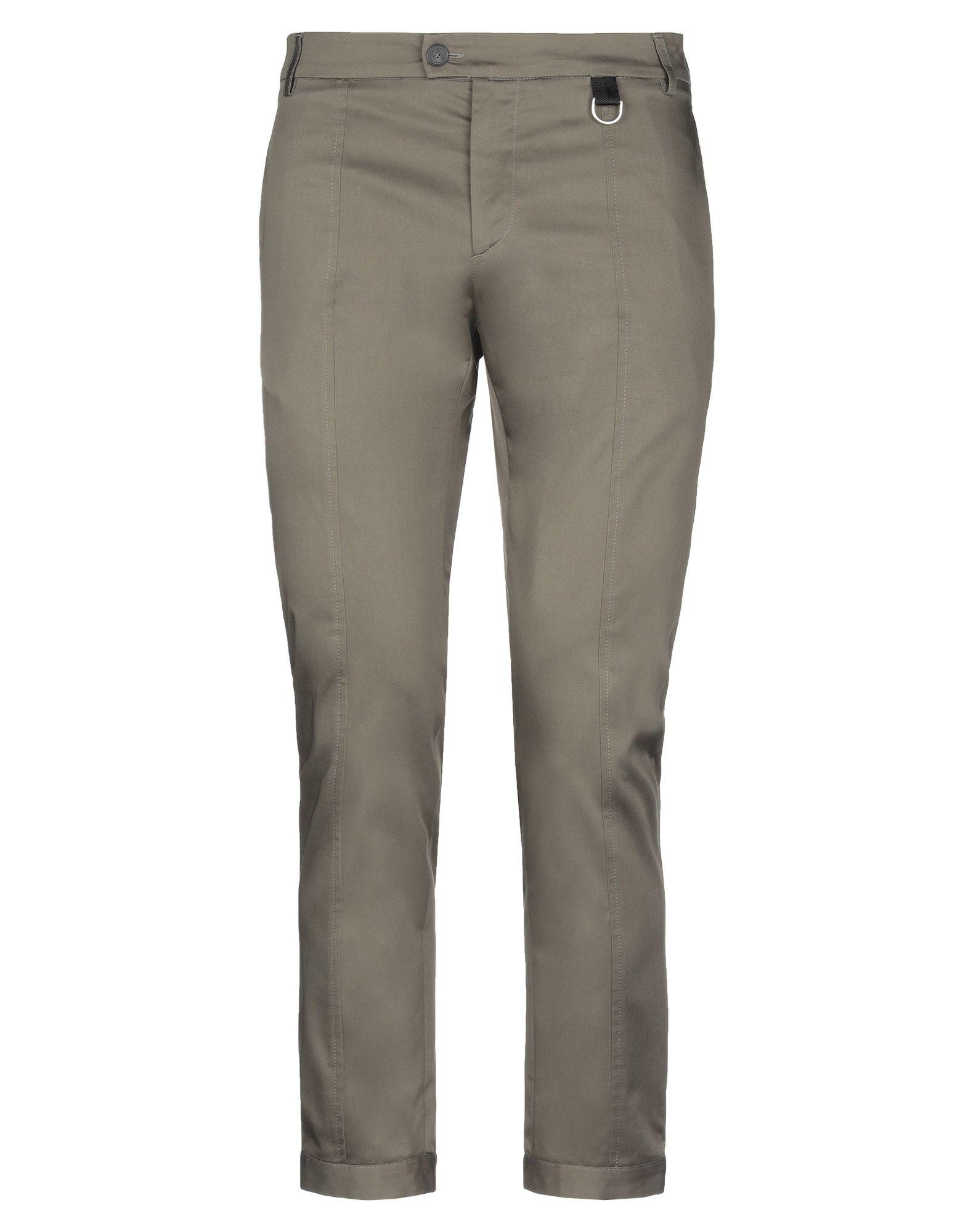 LES HOMMES Повседневные брюки
