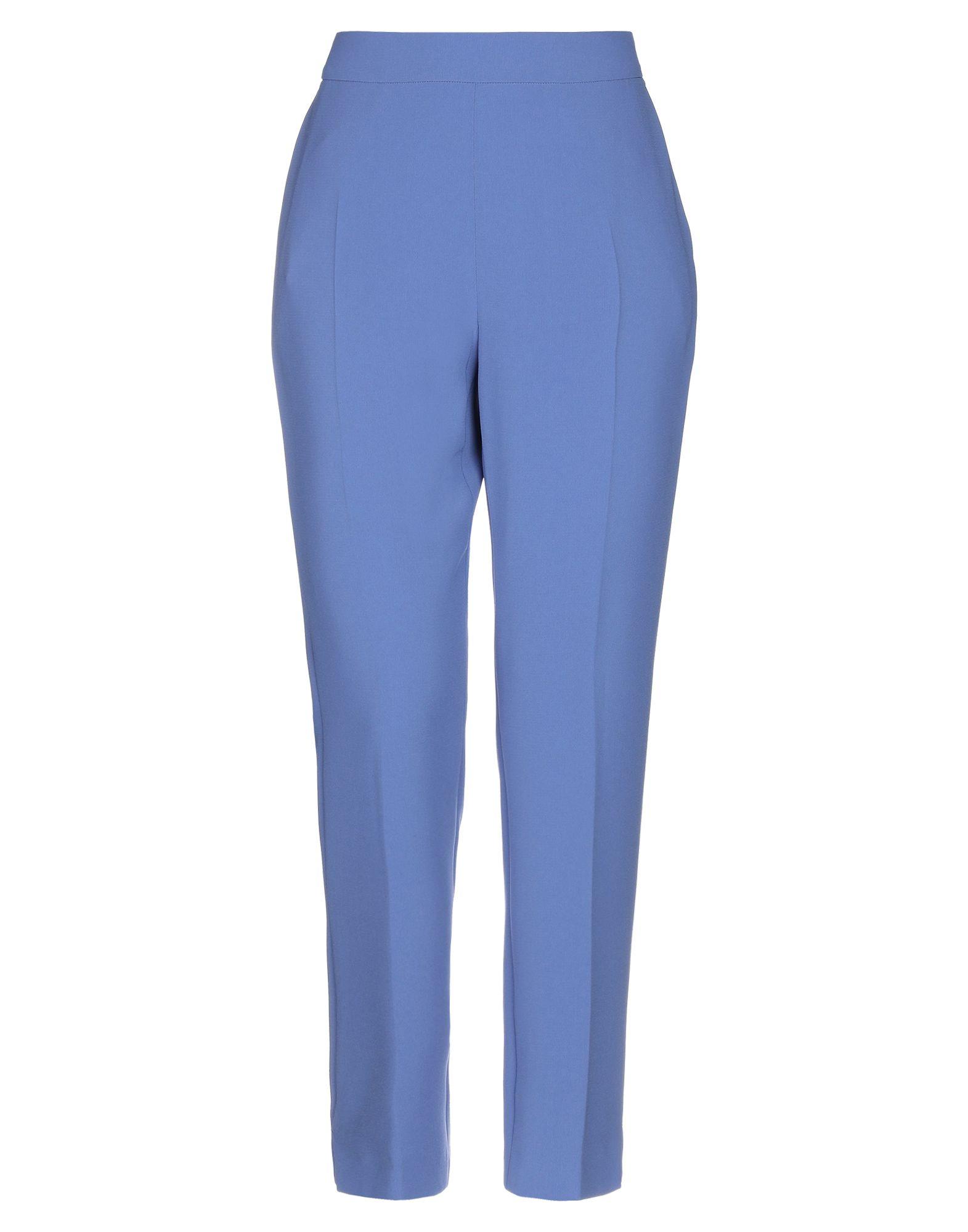 MAX MARA Повседневные брюки укороченные брюки с карманами max mara