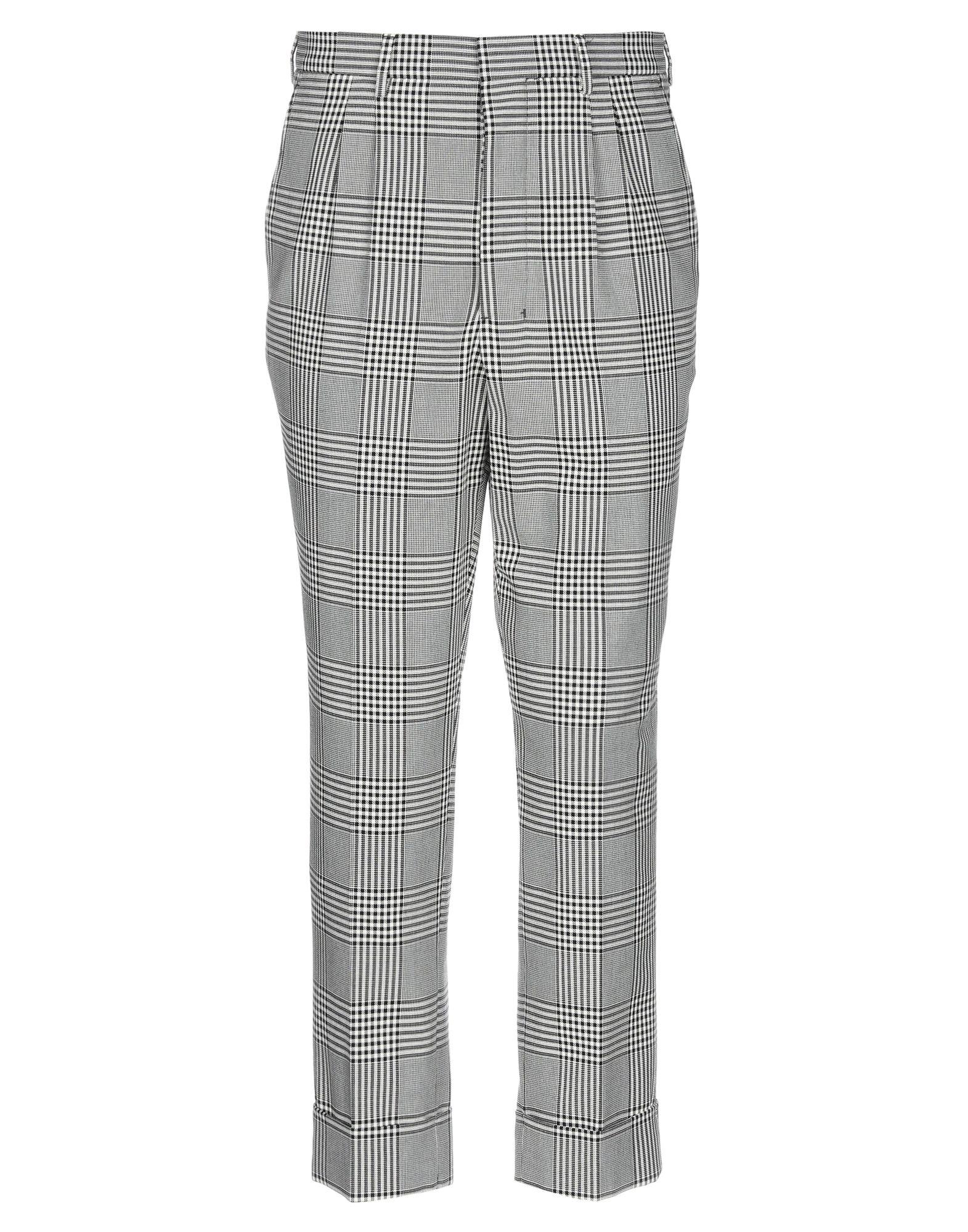 《期間限定セール開催中!》AMI ALEXANDRE MATTIUSSI メンズ パンツ ブラック 40 コットン 100%