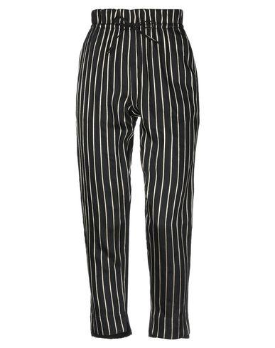Фото - Повседневные брюки от LES COYOTES DE PARIS черного цвета