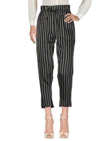 Фото 2 - Повседневные брюки от LES COYOTES DE PARIS черного цвета