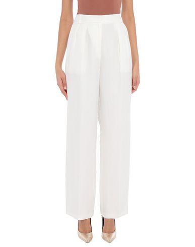 Фото - Повседневные брюки от LES COYOTES DE PARIS белого цвета