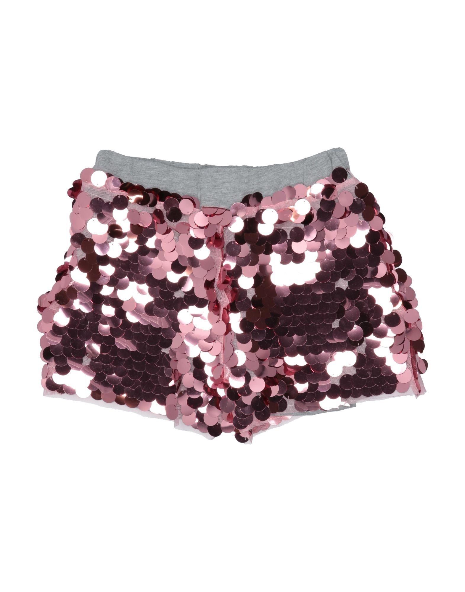 Shoeshine Kids' Shorts In Pink