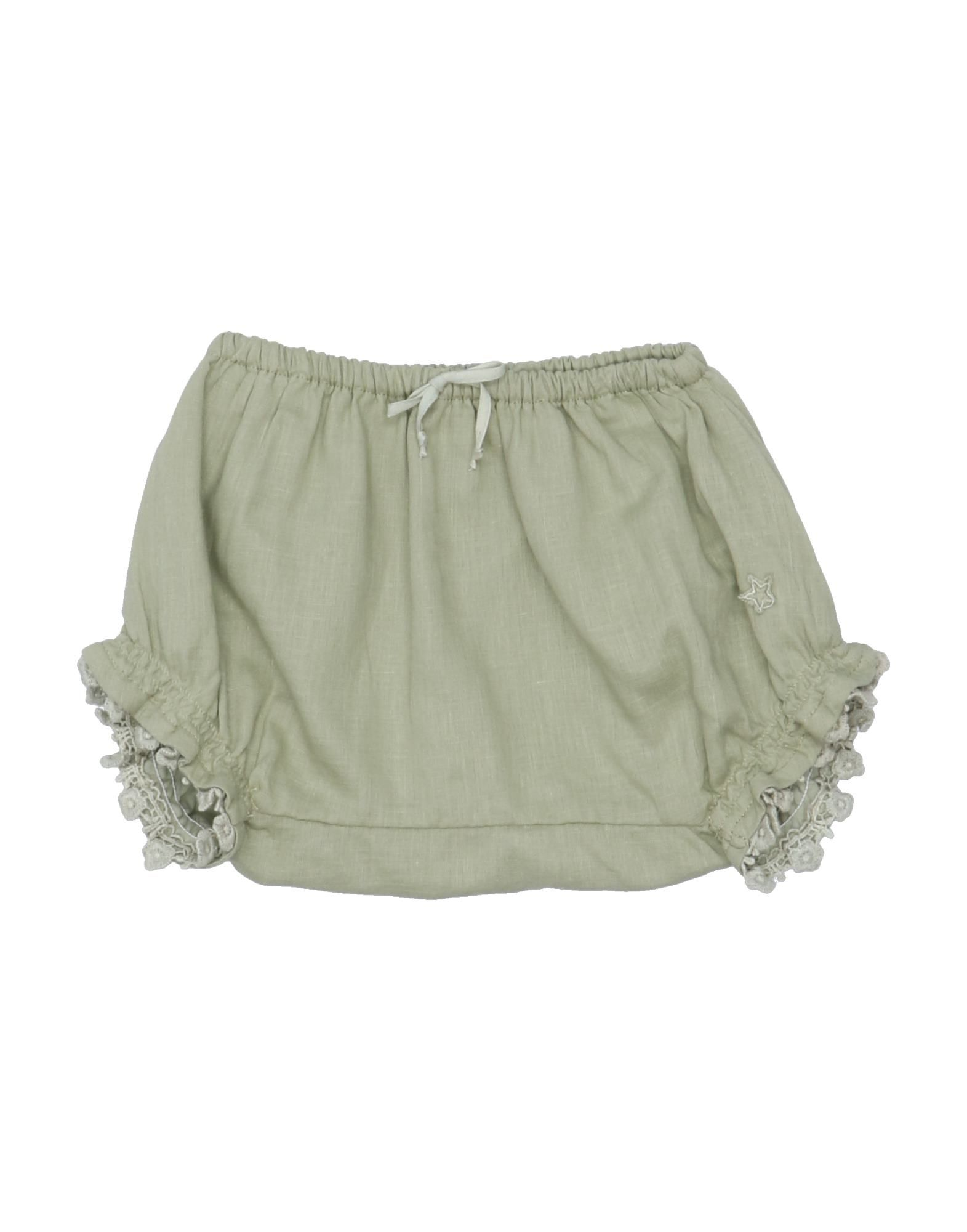 Tocoto Vintage Kids' Shorts In Green