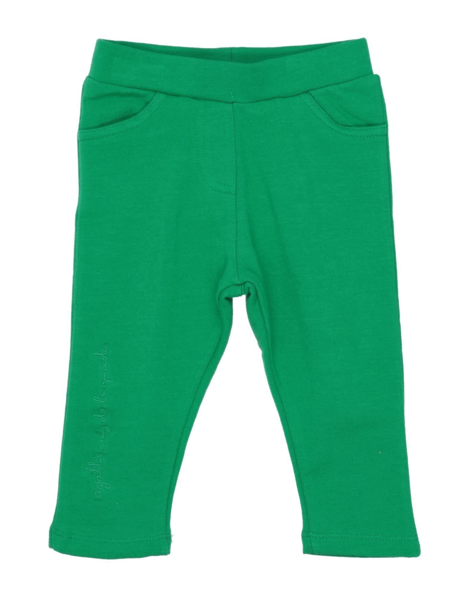 Agatha Ruiz De La Prada Baby Kids' Casual Pants In Green