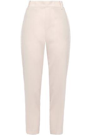 VINCE. Crepe straight-leg pants