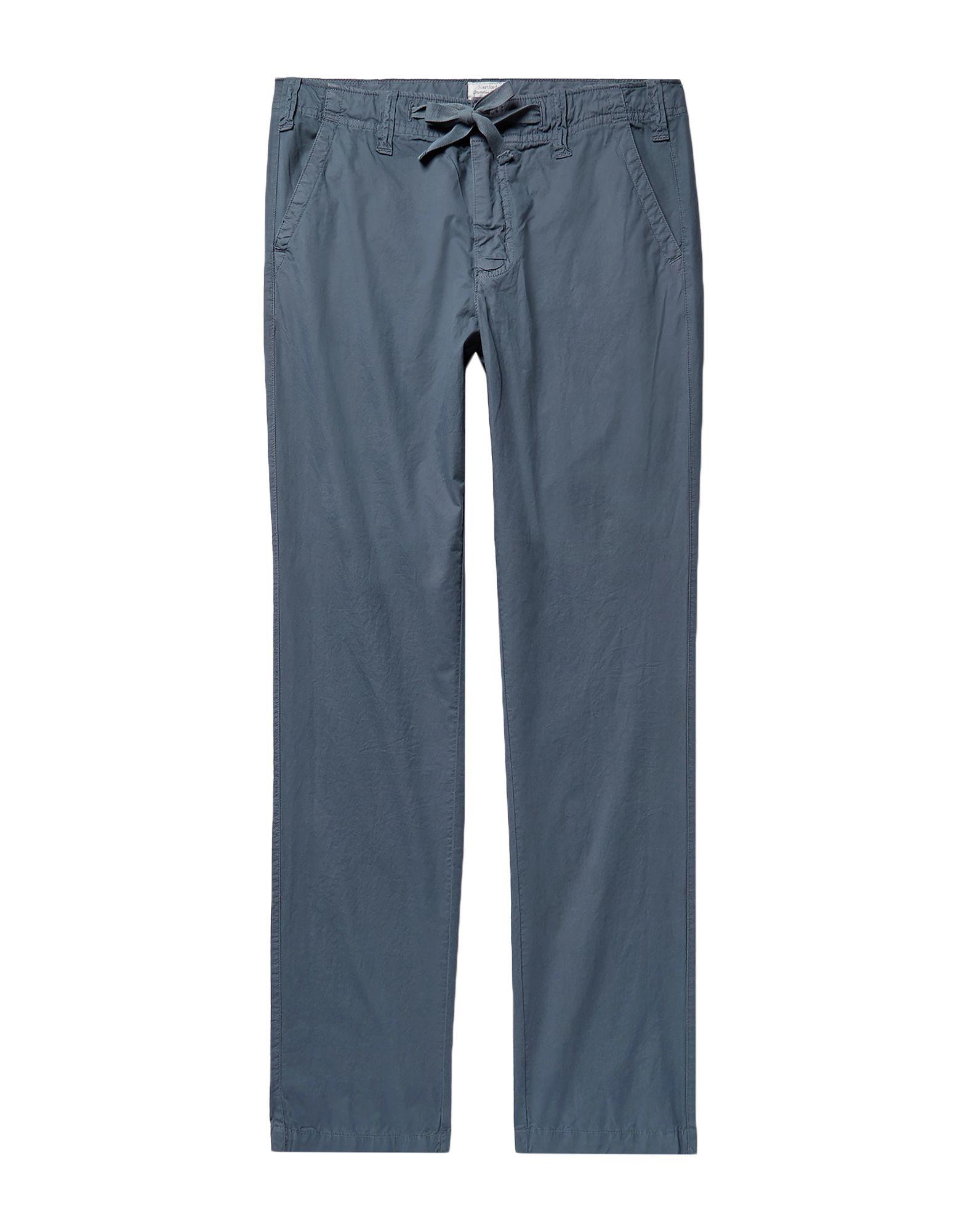 《セール開催中》HARTFORD メンズ パンツ ブルーグレー 46 コットン 100%