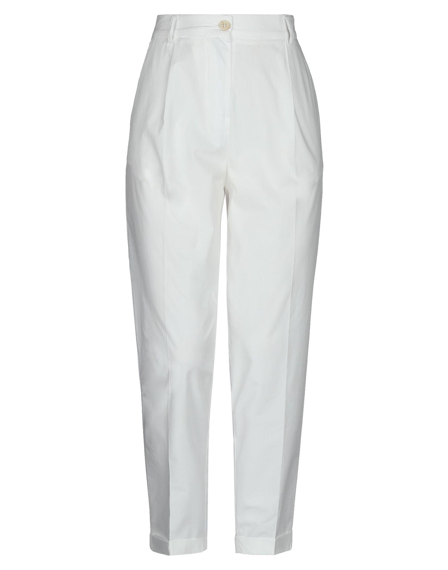 Фото - SOLOTRE Повседневные брюки solotre брюки капри