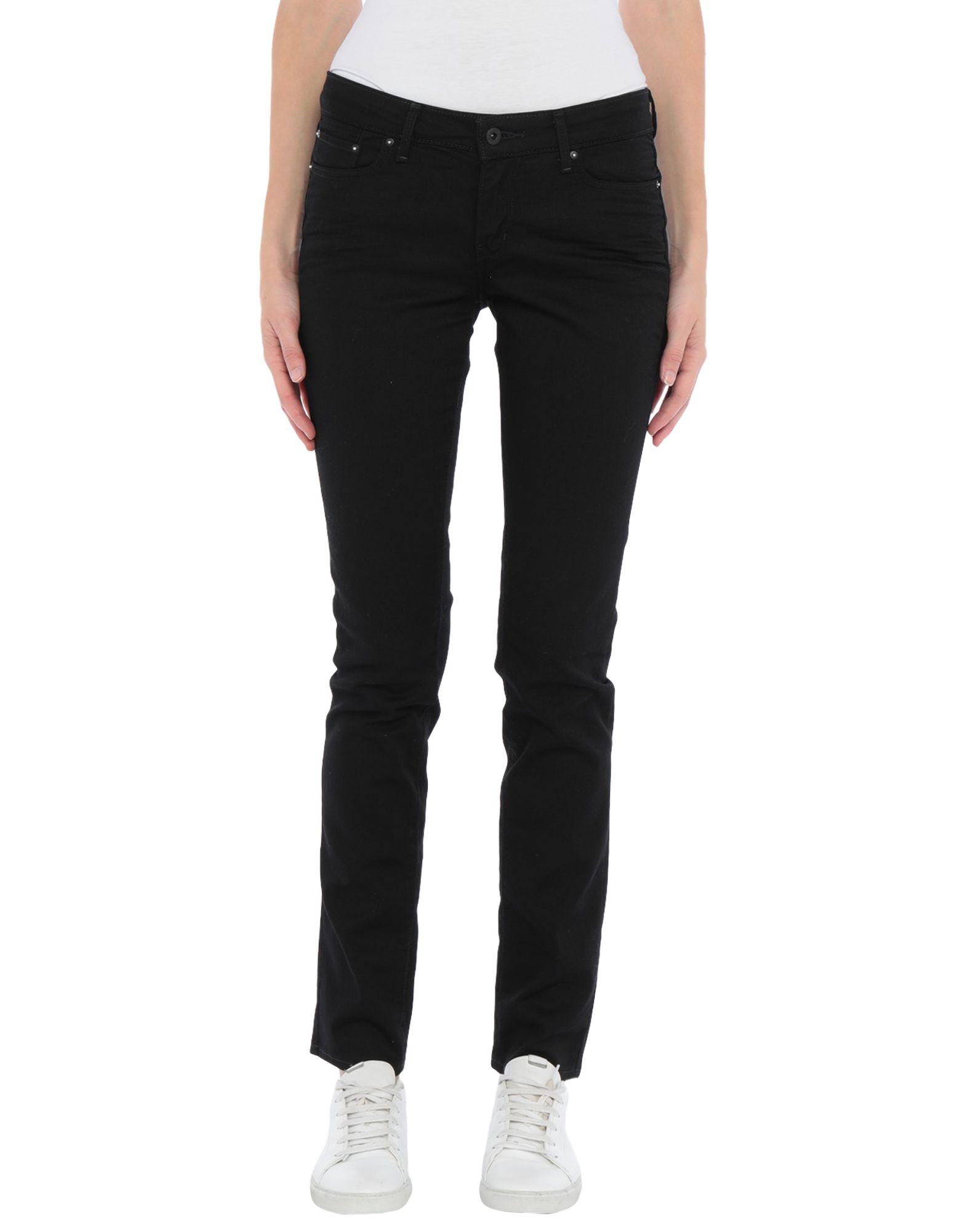 LEVI' S Повседневные брюки рубашка женская levi s® ultimate boyfriend цвет черный 5893700250 размер s 44