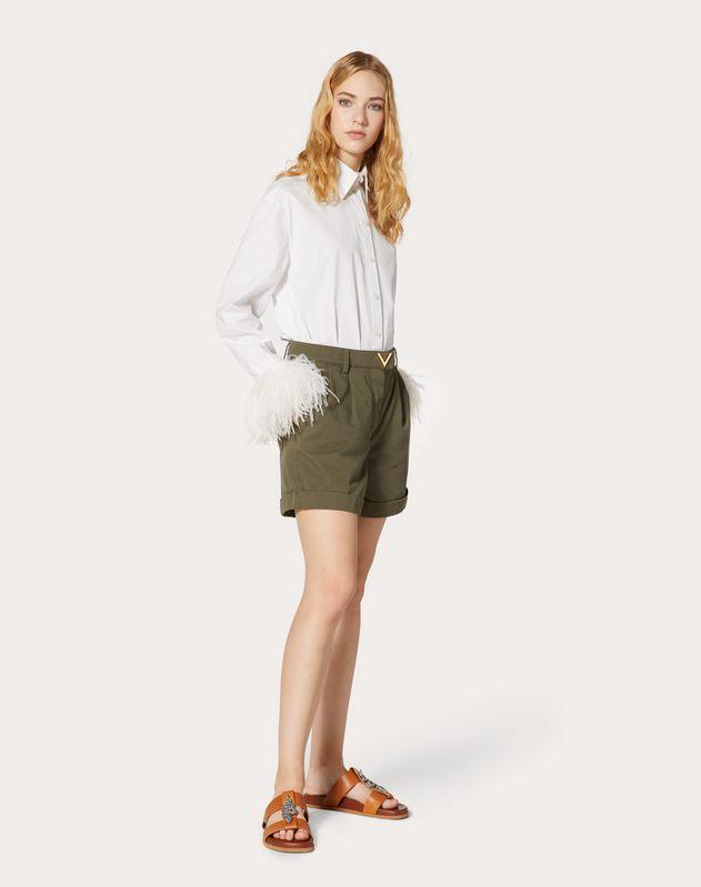 VGOLD Gabardine Shorts