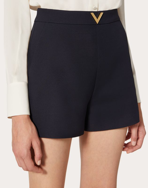 VGOLD Crepe Couture Shorts