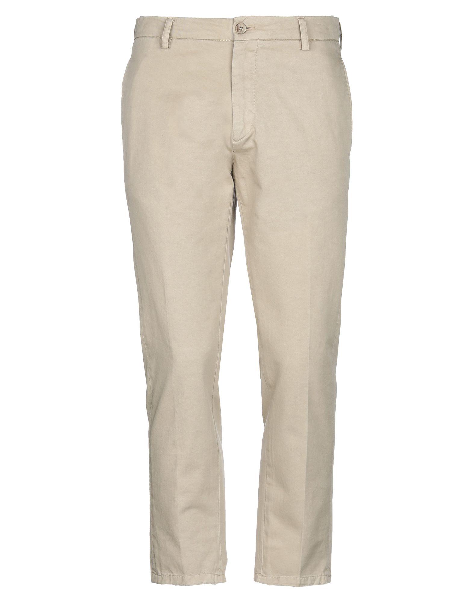 《セール開催中》BE ABLE メンズ パンツ サンド 30 コットン 100%