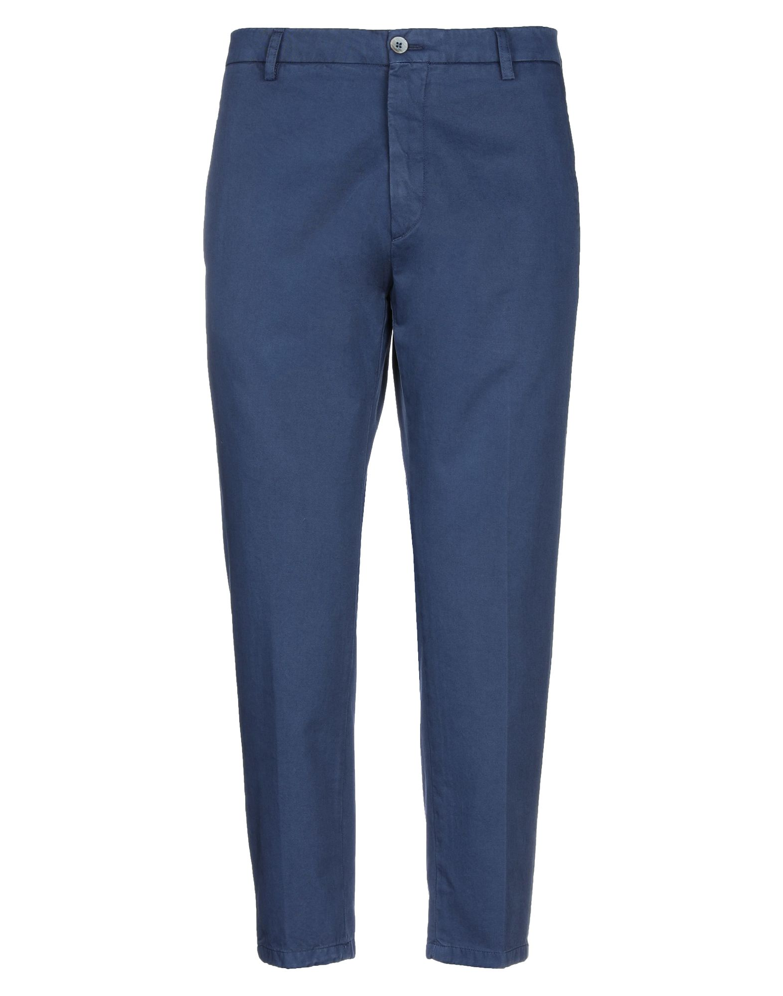 《セール開催中》BE ABLE メンズ パンツ ブルー 33 コットン 100%
