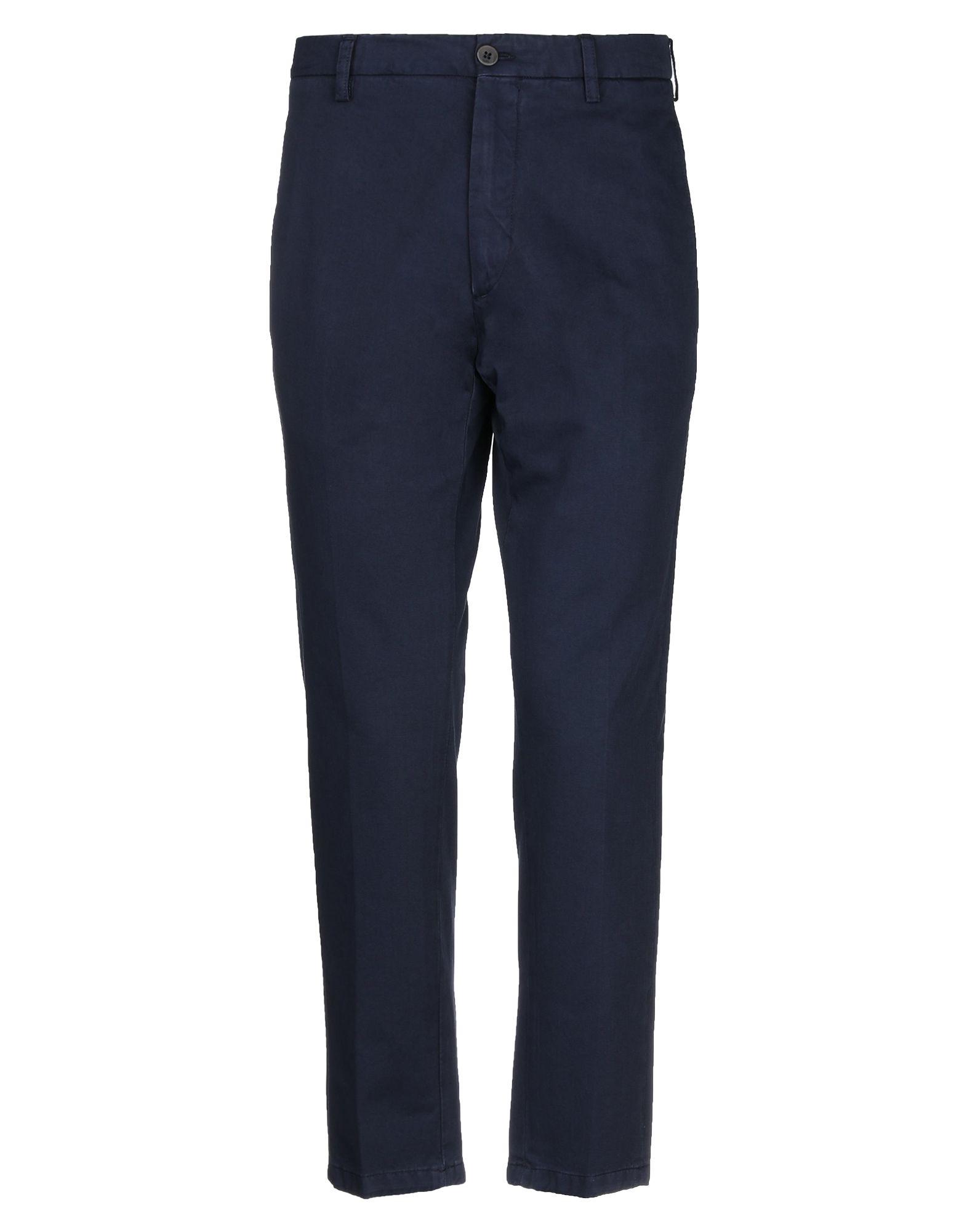 《セール開催中》BE ABLE メンズ パンツ ダークブルー 31 コットン 100%