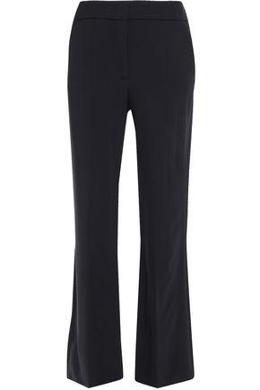 JOSEPH Stretch-cady straight-leg pants