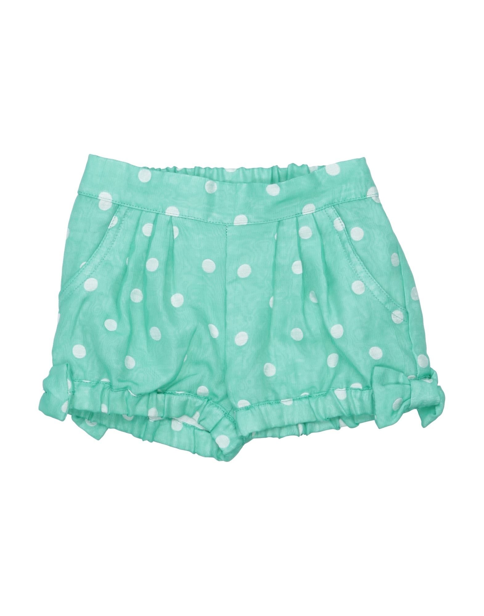 Ki6? Who Are You? Kids'  Shorts In Green