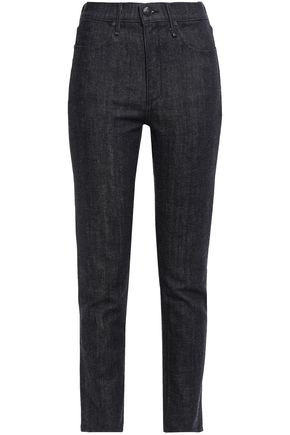 RAG & BONE High-rise slim-leg jeans
