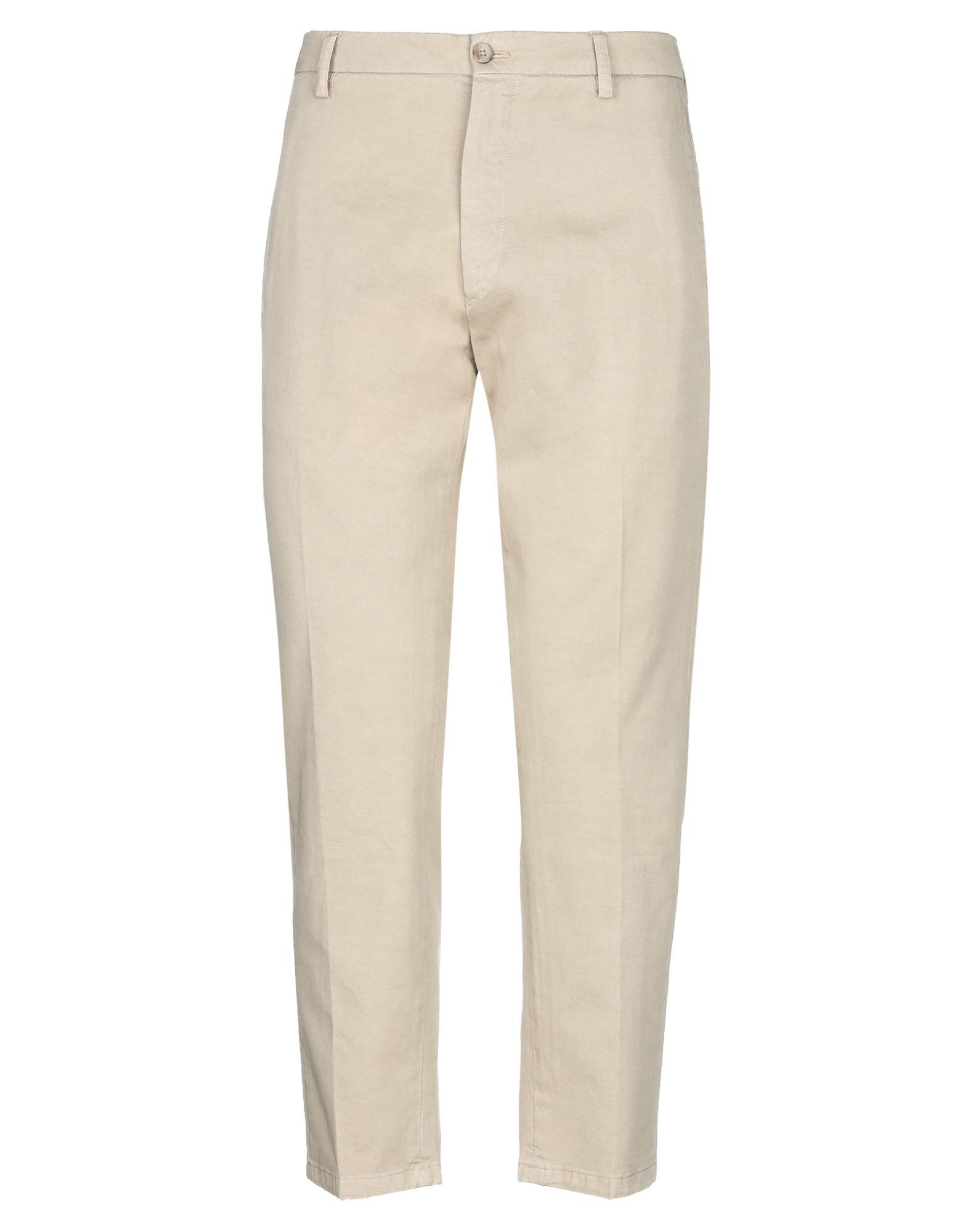 《セール開催中》BE ABLE メンズ パンツ サンド 33 コットン 100%