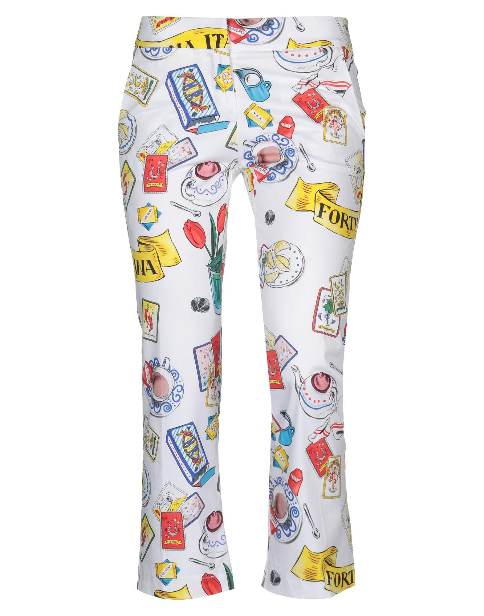 цена на 10X10 ANITALIANTHEORY Повседневные брюки