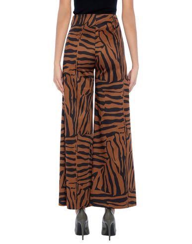 Фото 2 - Повседневные брюки от EMMA цвет какао