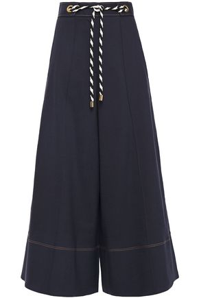 PETER PILOTTO Stretch-crepe culottes