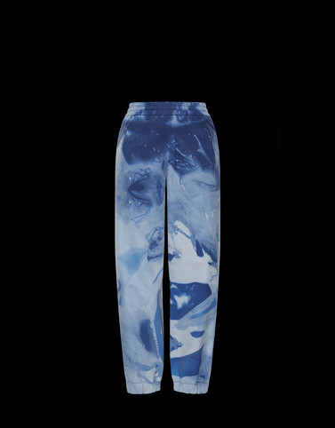 CASUAL PANTS Azure 3 Moncler Grenoble Woman