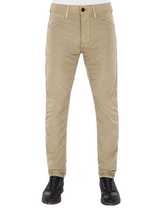 TROUSERS - 5 POCKETS J01J2 NYLON TELA-TC SL STONE ISLAND - 0