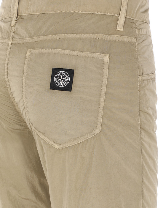 13404972fk - PANTS - 5 POCKETS STONE ISLAND