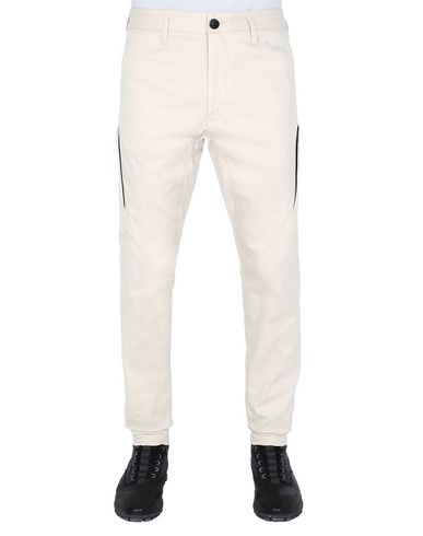 STONE ISLAND 30714 TROUSERS - 5 POCKETS Man Beige EUR 243