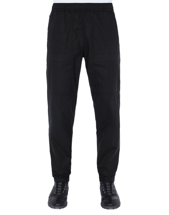 STONE ISLAND 30503 Pants Man Black