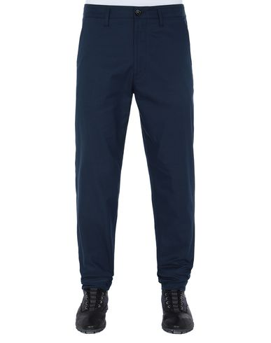 STONE ISLAND 31614 Pants Man Marine Blue USD 148