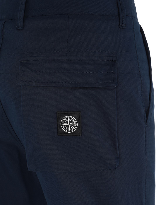 13404982rc - PANTS - 5 POCKETS STONE ISLAND