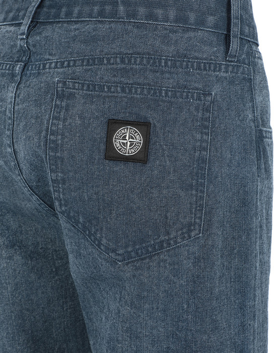 13404999ce - TROUSERS - 5 POCKETS STONE ISLAND