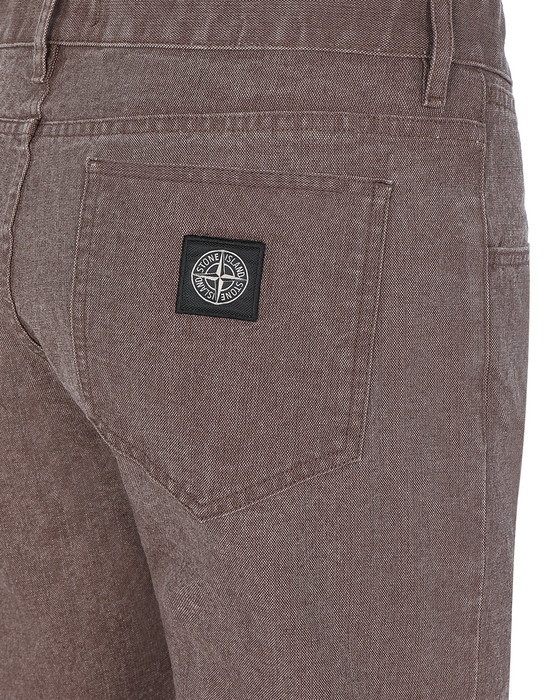 13405007gu - PANTS - 5 POCKETS STONE ISLAND