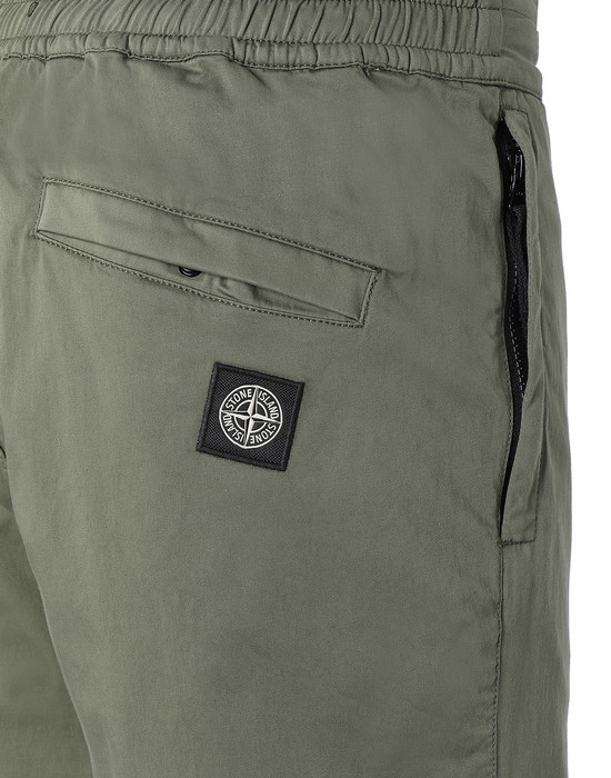 13405028is - TROUSERS - 5 POCKETS STONE ISLAND