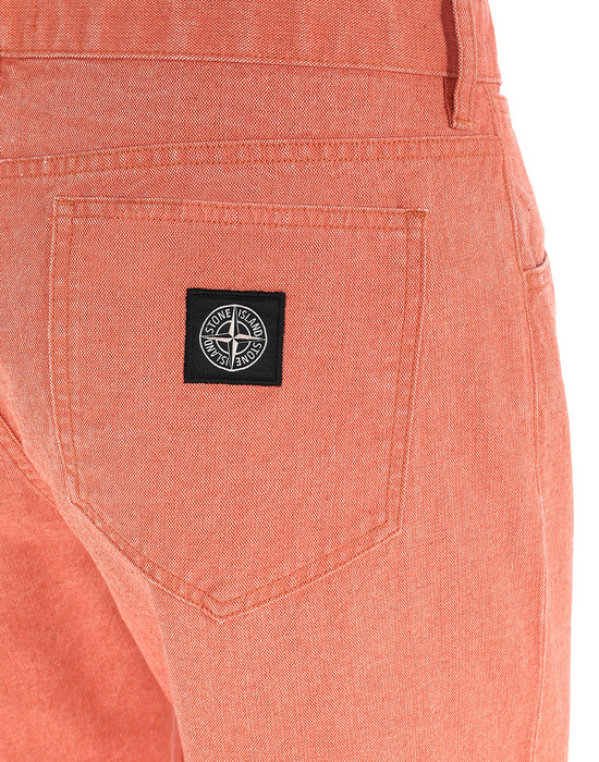 13405038ah - PANTS - 5 POCKETS STONE ISLAND